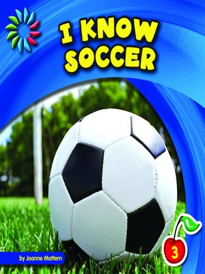 cover image of I Know Soccer